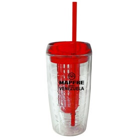 Fruit Infusion Tumbler Branded with Your Logo