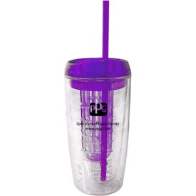 Fruit Infusion Tumbler Printed with Your Logo