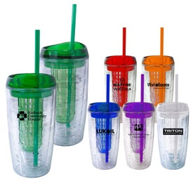 Fruit Infusion Tumbler Imprinted with Your Logo