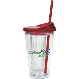 Fruit Infusion Tumbler with Your Logo