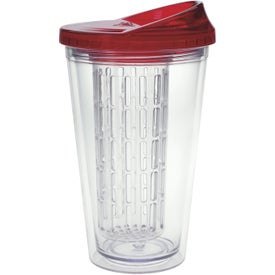 Branded Fruit Infusion Tumbler