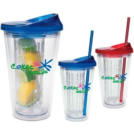 Promotional Fruit Infusion Tumbler