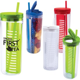 Fruit Infusion Straw Tumbler (20 Oz.)
