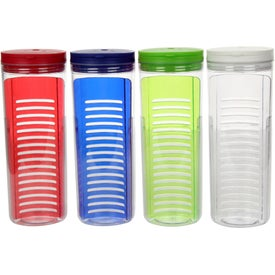 Fruit Infusion Straw Tumbler for your School