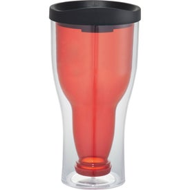 Branded Game Day Bottoms Up Tumbler