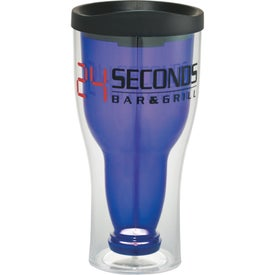 Custom Game Day Bottoms Up Tumbler
