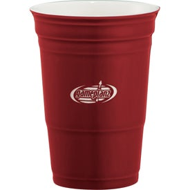Game Day Ceramic Cup for Customization