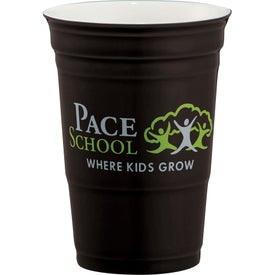 Game Day Ceramic Cup for your School