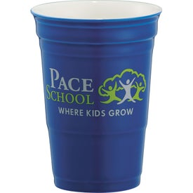 Game Day Ceramic Cup for Your Company