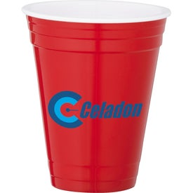 Promotional Game Day Event Cup