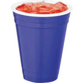 Game Day Event Cup with Your Logo