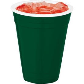 Game Day Event Cup Branded with Your Logo