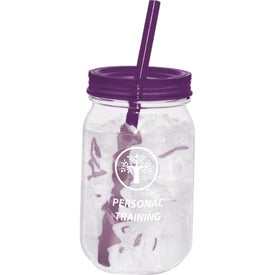 Game Day Mason Jar for Your Company