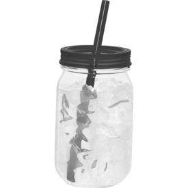Game Day Mason Jar (25 Oz.)