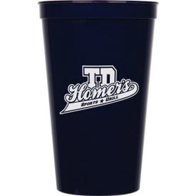 Advertising Game Day Stadium Cups