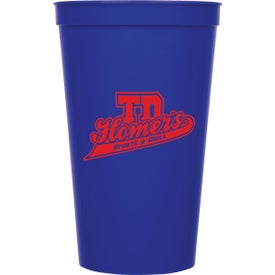 Customized Game Day Stadium Cups