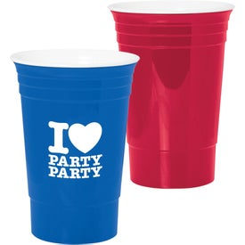 Personalized Game Day Tailgate Party Cup