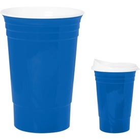 Game Day Tailgate Party Cup Printed with Your Logo
