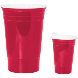 Imprinted Game Day Tailgate Party Cup