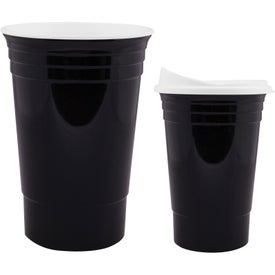 Game Day Tailgate Party Cup for Marketing