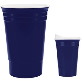 Game Day Tailgate Party Cup Imprinted with Your Logo