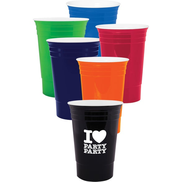 Game Day Tailgate Party Cup