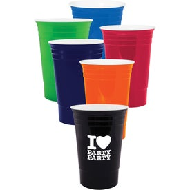 Game Day Tailgate Party Cups (16 Oz.)