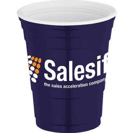 Promotional Game Day Party Cup