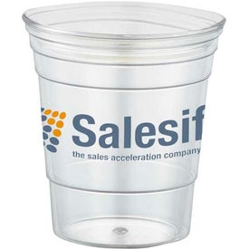 Game Day Party Cup for Advertising