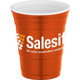 Game Day Party Cup for Marketing