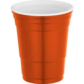 Game Day Party Cup for Your Company
