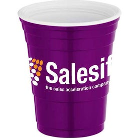 Game Day Party Cup for Your Organization
