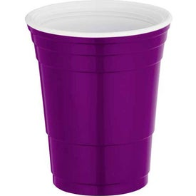 Game Day Party Cup Imprinted with Your Logo