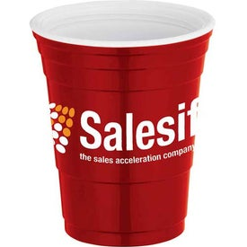 Customized Game Day Party Cup