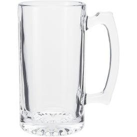 Glass Mug (25 Oz.)