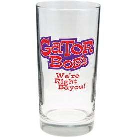 Glass Tumbler Branded with Your Logo