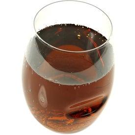 Branded Govino Wine Glass