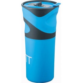 Personalized Groovy Double Wall Tumbler