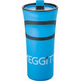 Printed Groovy Double Wall Tumbler