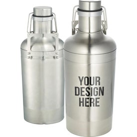 Growl Vacuum Growler (64 Oz.)