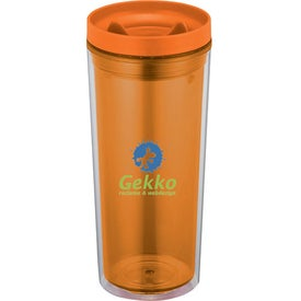 Gypsy Tumbler with Your Slogan