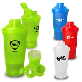 Healthy Shaker Tumbler with Your Logo