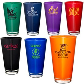 Hearty Party Cup with Your Logo