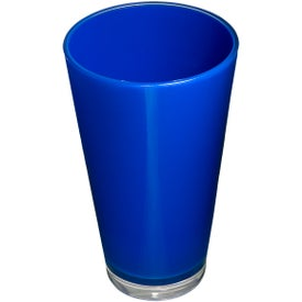 Hearty Party Cup with Your Slogan