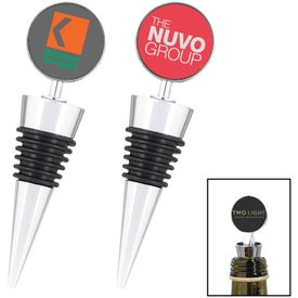 Heavy Duty Zinc Wine Stopper