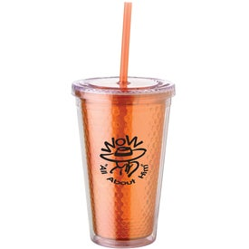 Honeycomb Cup Tumbler (16 Oz.)