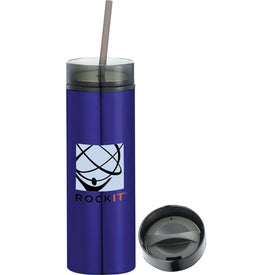 Hot & Cold Skinny Stainless Tumbler for Your Organization