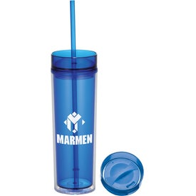 Hot & Cold Skinny Tumbler for Your Church