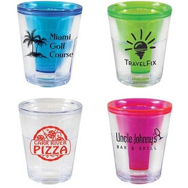 Hot Shot Glass (1.7 Oz.)