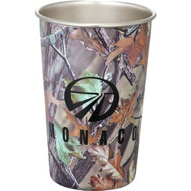 Hunt Valley Stainless Pint Glass (16 Oz.)